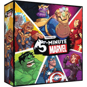 5-Minute Marvel