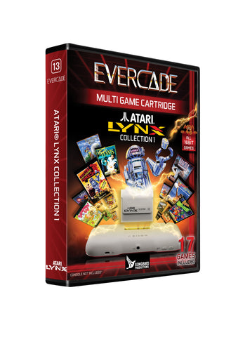 Evercade Atari Lynx Collection 1 Cartridge