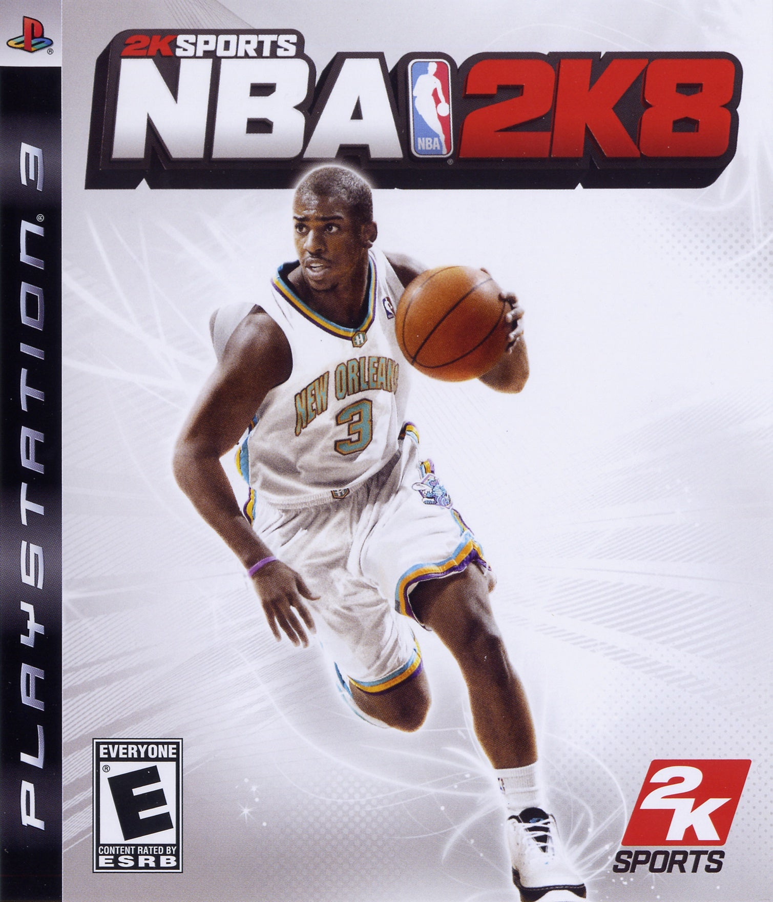 NBA 2K8 - PS3 (Pre-owned)