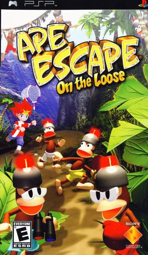 Ape Escape On the Loose - PSP (Pre-owned)
