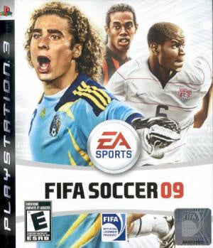 FIFA Soccer 09 - PS3 (Pre-owned)