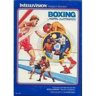 Boxing - Intellivision (Pre-owned)