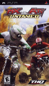 MX vs ATV Untamed - PSP (Pre-owned)