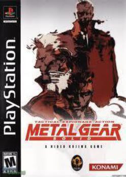 Metal Gear Solid Essential Version - PS1 (Pre-owned)