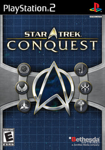 Star Trek Conquest - PS2 (Pre-owned)