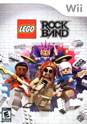 LEGO Rock Band - Wii (Pre-owned)
