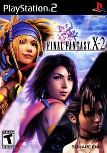 Final Fantasy X-2 - PS2 (Pre-owned)