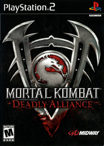 Mortal Kombat Deadly Alliance - PS2 (Pre-owned)