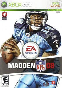Madden NFL 08 - Xbox 360 (Pre-owned)