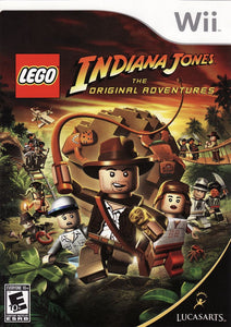 LEGO Indiana Jones The Original Adventures - Wii (Pre-owned)
