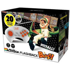 Activision Flashback Blast! Feat. Pitfall! Plug/Play Controller/Console