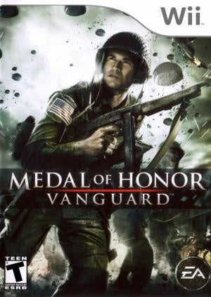 Medal of Honor Vanguard - Wii (Pre-owned)