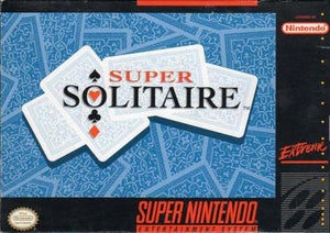 Super Solitaire - SNES (Pre-owned)