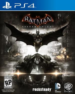 Batman: Arkham Knight - PS4 (Pre-owned)