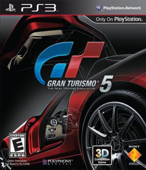 Gran Turismo 5 - PS3 (Pre-owned)