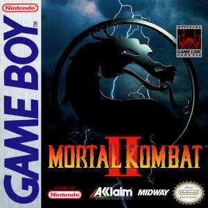 Mortal Kombat II - GB (Pre-owned)