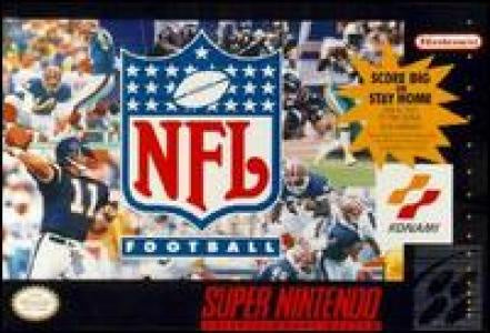 NFL Football - SNES (Pre-owned)
