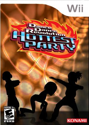 Dance Dance Revolution Hottest Party - Wii (Pre-owned)
