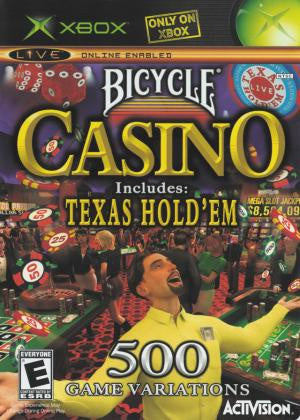 Bicycle Casino - Xbox (Pre-owned)