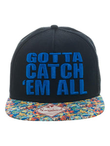 POKÉMON - Gotta Catch 'Em All - Snapback
