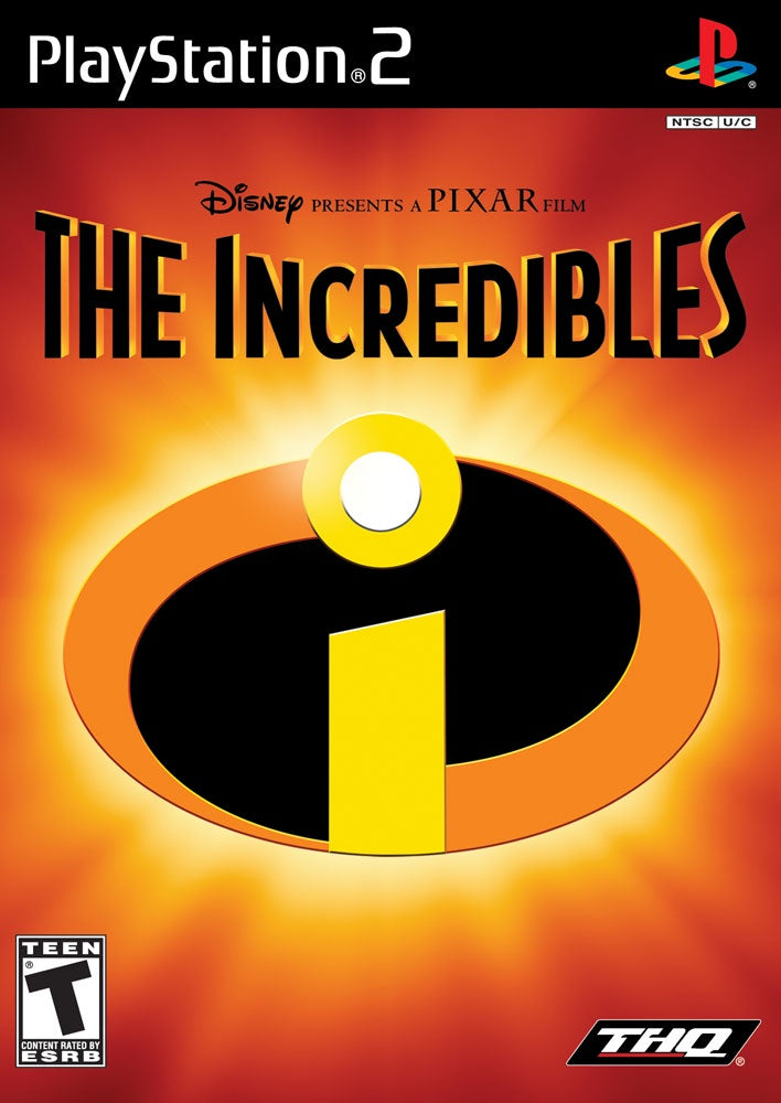 The Incredibles - PS2 (Pre-owned)