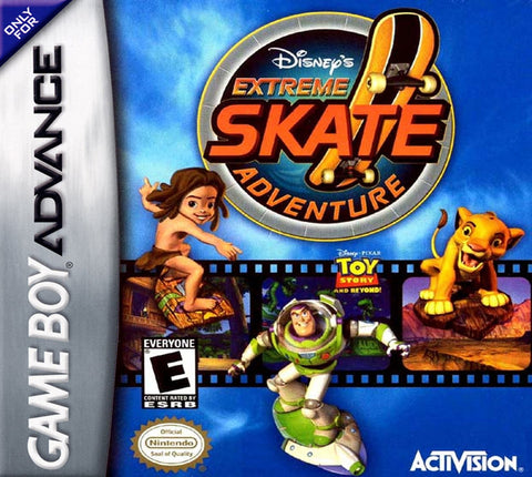Disney's Extreme Skate Adventure - GBA (Pre-owned)