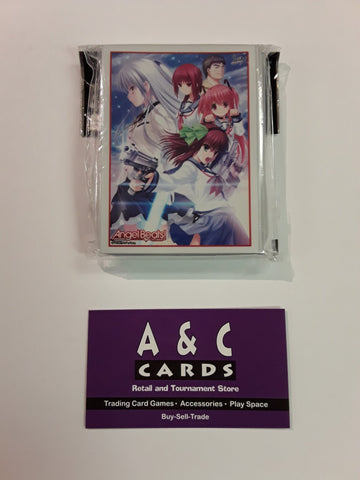 "Character Sleeves ""Angel Beats!"" #2 - 1 pack of Standard Size Sleeves 60pc. - Angel Beats!"