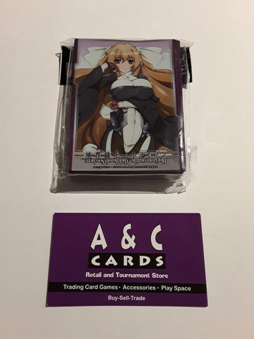 "Character Sleeves ""Aoi Tori"" #1 - 1 pack of Standard Size Sleeves 60pc - Kyoukai Senjou no Horizon"