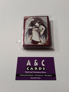 "Character Sleeves ""Amaoka Kanna"" #1 - 1 pack of Standard Size Sleeves - Dream Assistant"