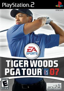 Tiger Woods 2007 - PS2 (Pre-owned)
