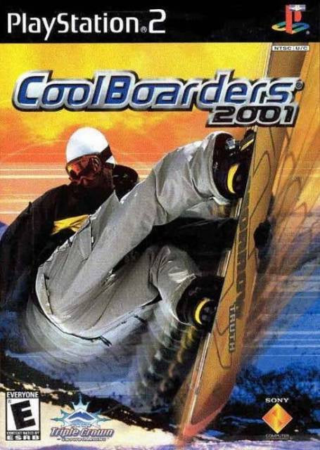 Cool Boarders 2001 - PS2 (Pre-owned)