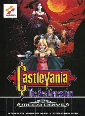 Castlevania - The New Generation (Reproduction) - Genesis (Pre-owned)