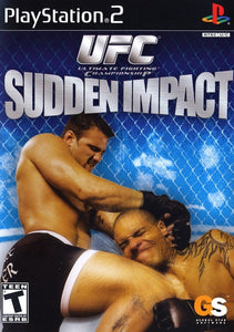 UFC Sudden Impact - PS2 (Pre-owned)