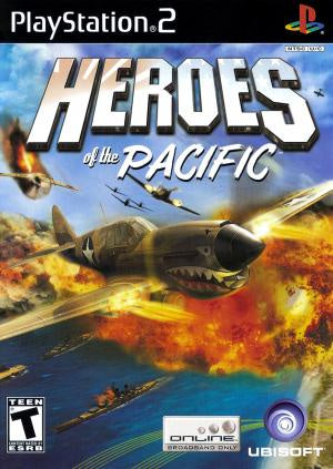 Heroes of the Pacific - PS2 (Pre-owned)