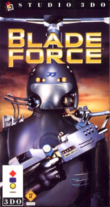 Blade Force (Long Box) - 3DO (Pre-owned)