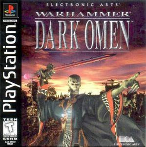 Warhammer Dark Omen - PS1 (Pre-owned)