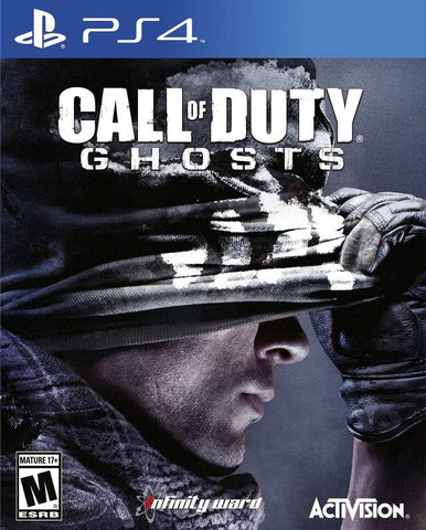 Call of Duty: Ghosts - PS4 (Pre-owned)