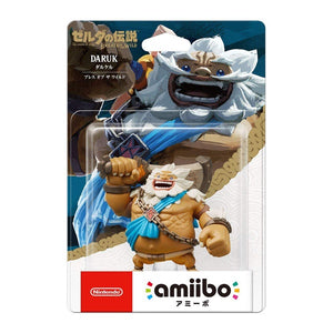 Daruk LOZ Breath of the Wild Amiibo Accessory (Japanese)