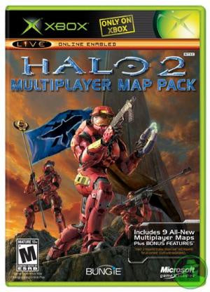 Halo 2 Multiplayer Map Pack - Xbox (Pre-owned)