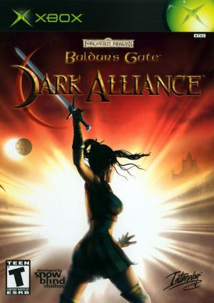 Baldur's Gate Dark Alliance - Xbox (Pre-owned)
