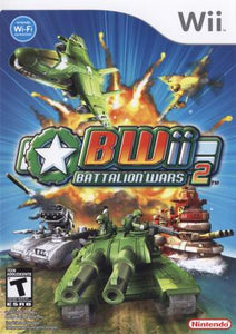 Battalion Wars 2 - Wii (Pre-owned)