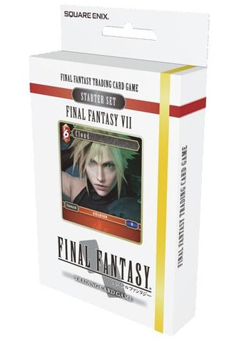 Final Fantasy TCG: Opus I Final Fantasy VII Fire and Earth Starter Deck