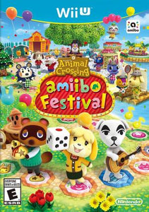 Animal Crossing Amiibo Festival - Wii U (Pre-owned)