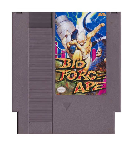 Bio Force Ape - NES (Pre-owned)