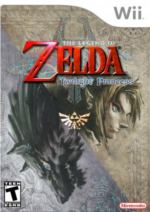 Legend of Zelda Twilight Princess - Wii (Pre-owned)