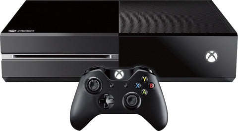 Xbox One 500 GB Black Console System