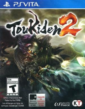 Toukiden 2 - PS Vita (Pre-owned)