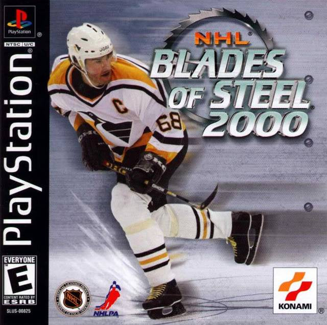 NHL Blades of Steel 2000 - PS1 (Pre-owned)