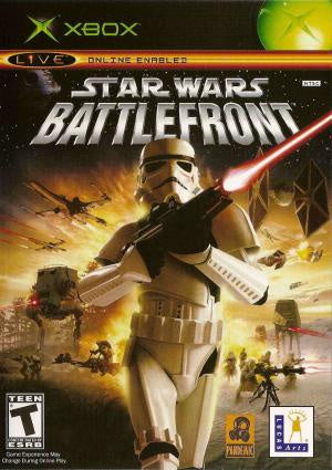 Star Wars Battlefront - Xbox (Pre-owned)