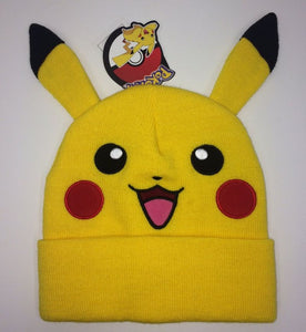 POKÉMON - PIKACHU - Cuff Youth Beanie